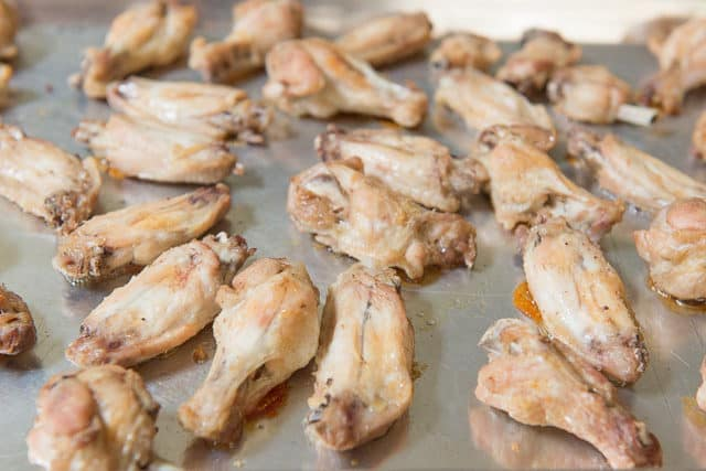 How long to bake Chicken Wings