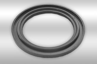 Уплотнительное кольцо для зажимного соединения